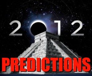 Predictions for 2012